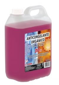 ANTICONGELANTE 30% ORGÁNICO ROSA