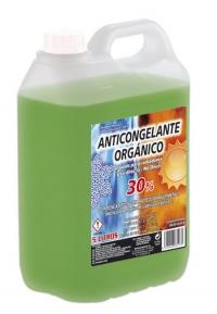 ANTICONGELANTE 30% ORGÁNICO VERDE